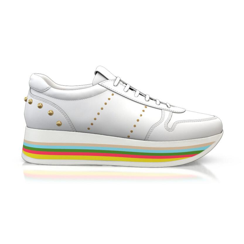 Sohlen in Regenbogenfarben 5282
