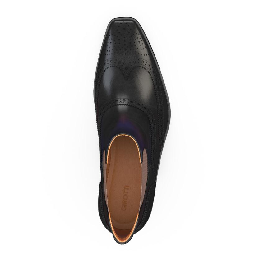 Brogue Ankle Boots für Herren 5898
