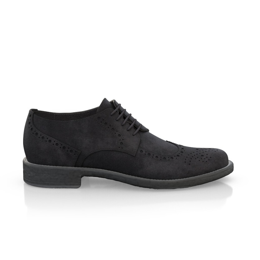 Asymmetrische Männer-Schuhe 6146