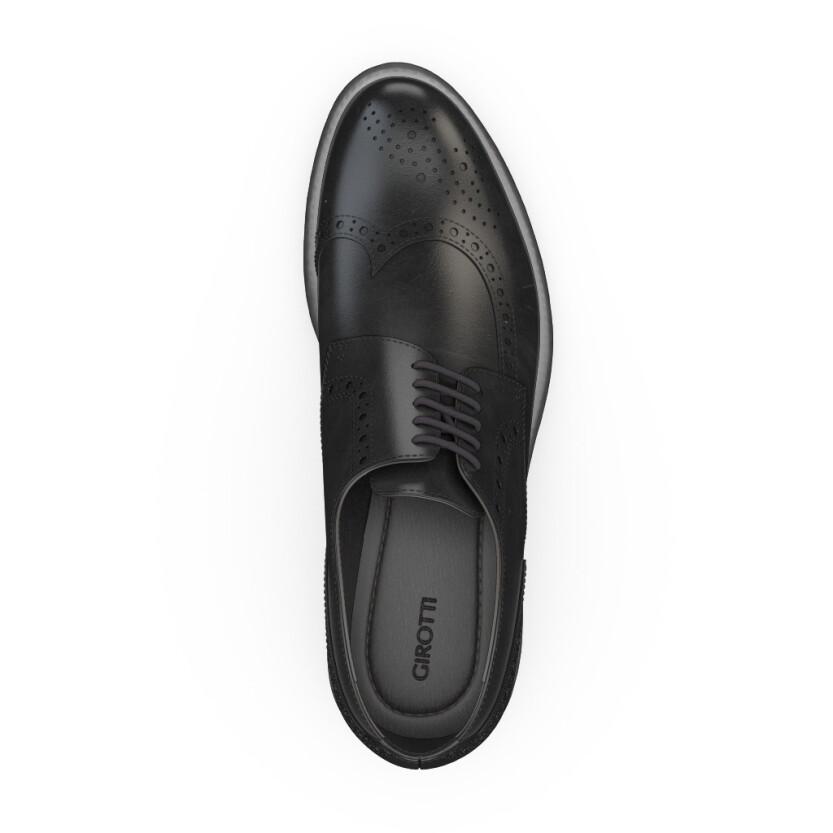 Asymmetrische Männer-Schuhe 6148