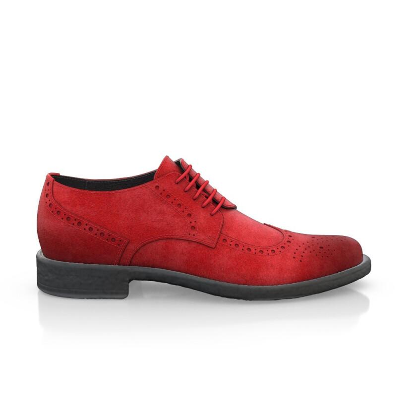 Asymmetrische Männer-Schuhe 6151