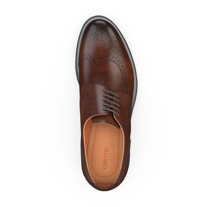 Asymmetrische Männer-Schuhe 6154