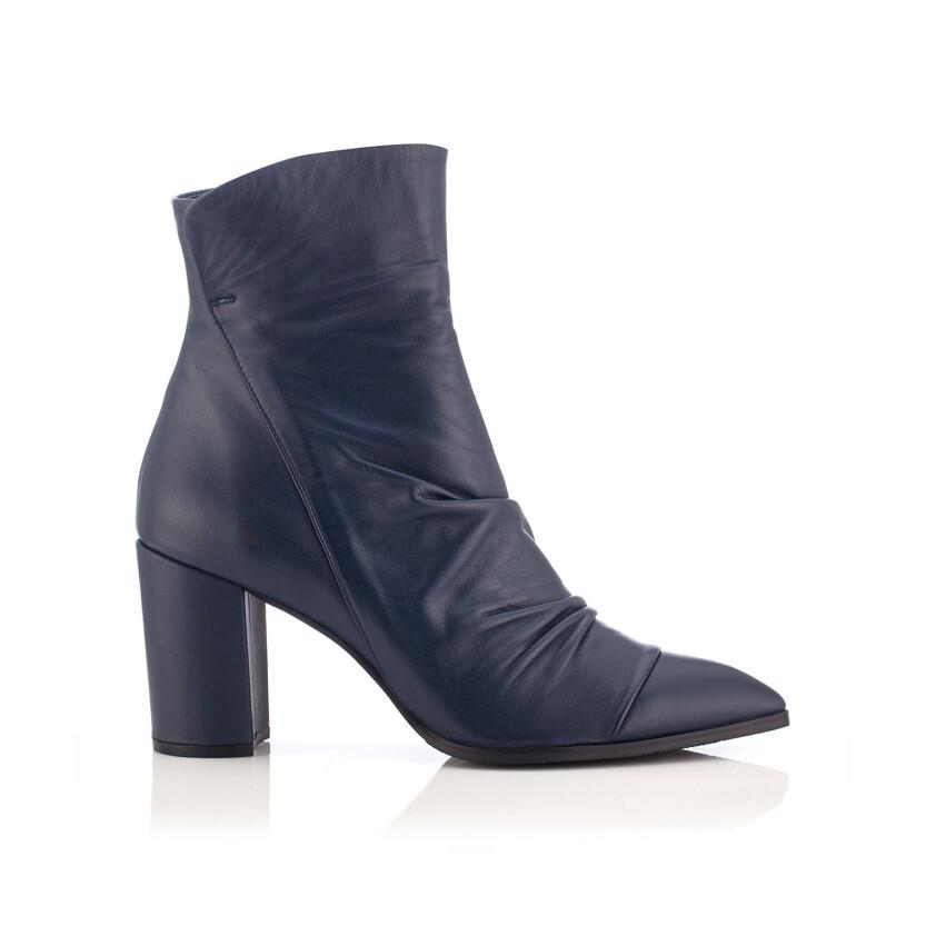 Heels Ankle Boots Viviana - Blue Navy