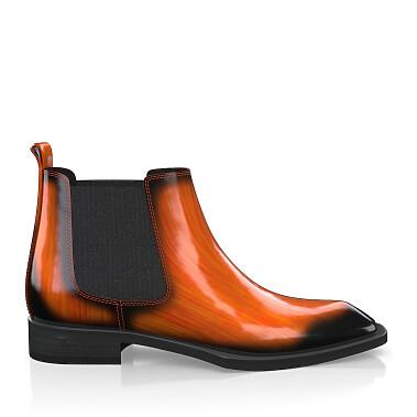 Luxuriösen Herren Chelsea-Stiefel 11741