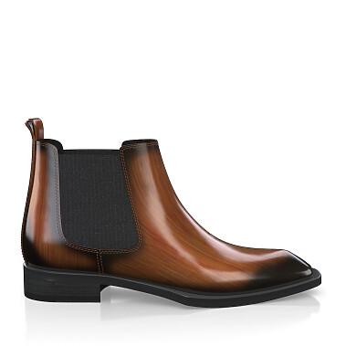 Luxuriösen Herren Chelsea-Stiefel 11744