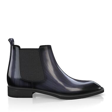 Luxuriösen Herren Chelsea-Stiefel 11750