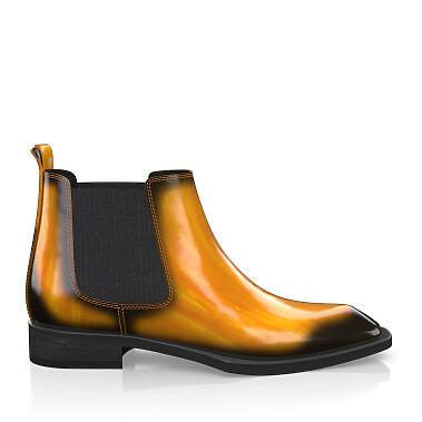 Luxuriösen Herren Chelsea-Stiefel 11762