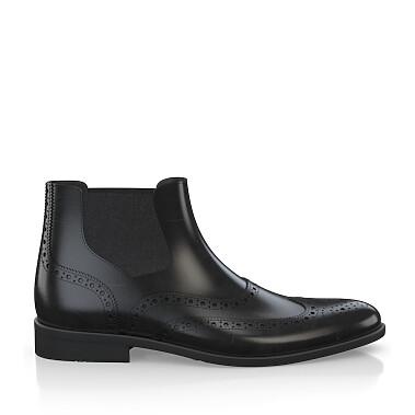 Brogue Ankle Boots für Herren 3884
