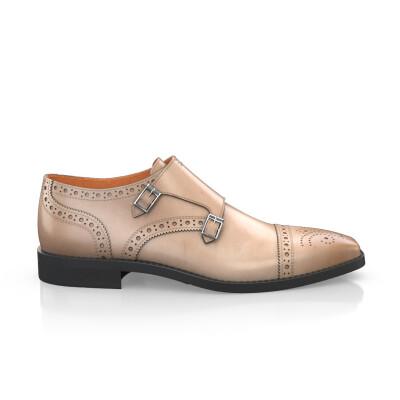 Derby-Schuhe für Herren 5368 review