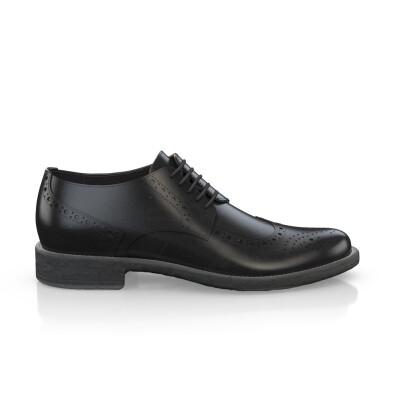 Asymmetrische Männer-Schuhe 6148 review