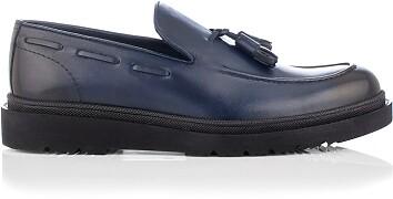 Slip-on-Schuhe für Herren Luigi Blau