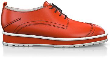 Lässige Plateau-Schuhe 2610