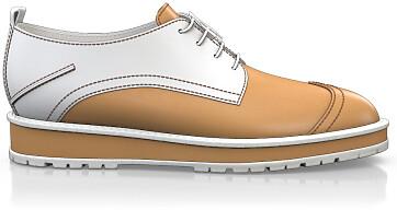 Lässige Plateau-Schuhe 2726