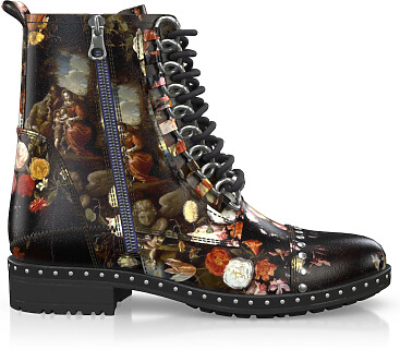 Combat Boots 2736