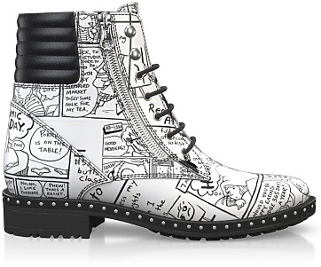 Combat Boots 2766