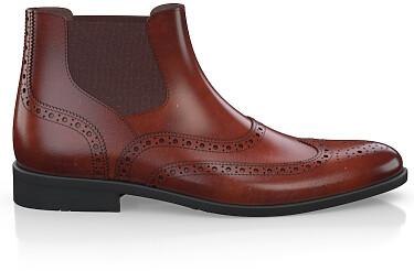 Brogue Ankle Boots für Herren 2783