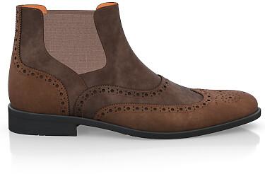 Brogue Ankle Boots für Herren 2854