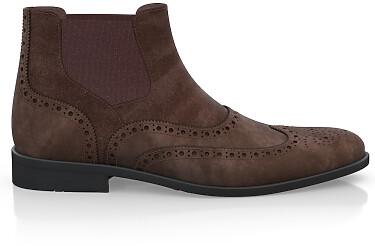 Brogue Ankle Boots für Herren 2856