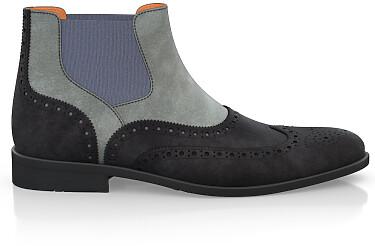 Brogue Ankle Boots für Herren 2861