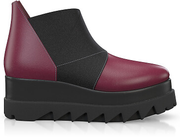 Moderne Ankle Boots 2945