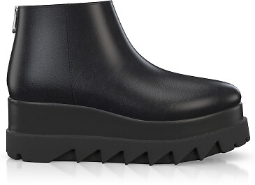 Moderne Ankle Boots 3112