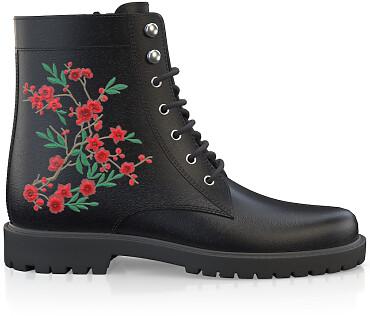 Combat Boots 3562