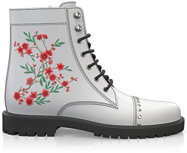 Combat Boots 3598
