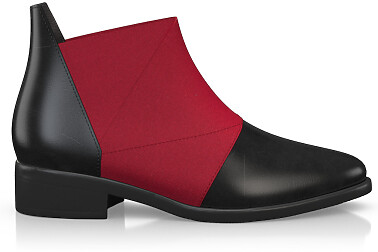 Moderne Ankle Boots 3663