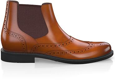 Brogue Ankle Boots für Herren 1825