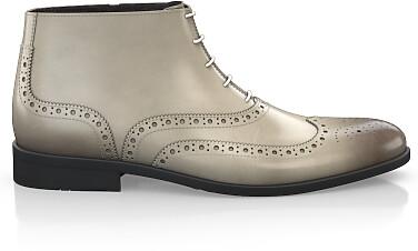 Brogue Ankle Boots für Herren 1828