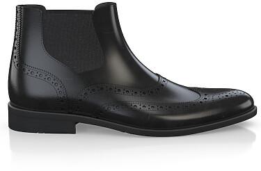 Brogue Ankle Boots für Herren 3886
