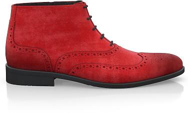 Brogue Ankle Boots für Herren 3891