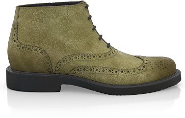 Brogue Ankle Boots für Herren 3893