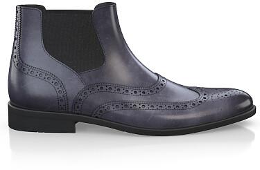 Brogue Ankle Boots für Herren 3896