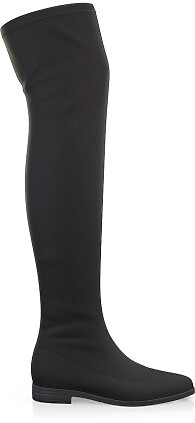 Stretch Overknee Stiefel 1833