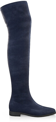 Stretch Overknee Stiefel 1839