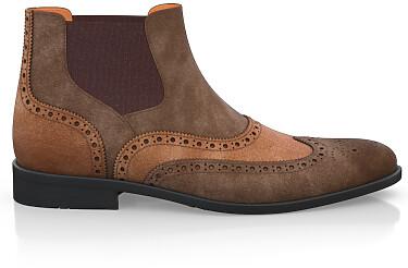 Brogue Ankle Boots für Herren 1867