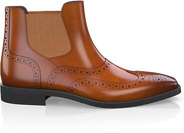 Brogue Ankle Boots für Herren 1873