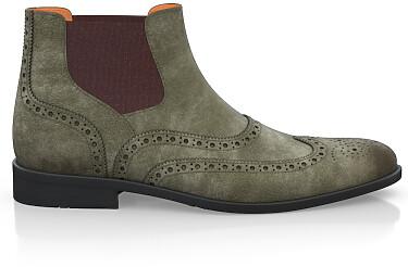 Brogue Ankle Boots für Herren 1875