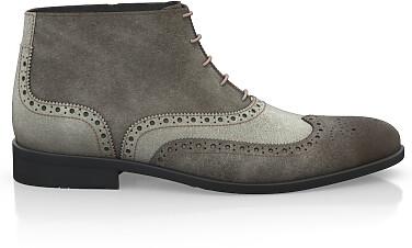 Brogue Ankle Boots für Herren 1878