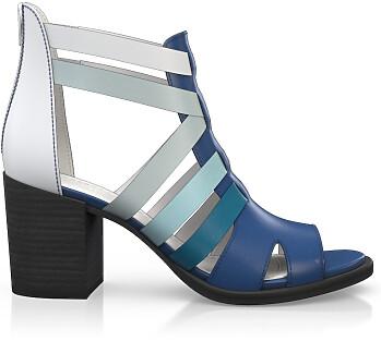 Blockabsatz-Sandalen 4505