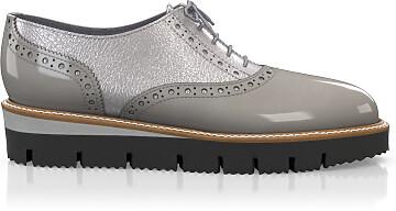 Oxford Schuhe 1895