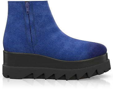 Moderne Ankle Boots 1983