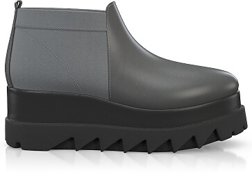 Moderne Ankle Boots 1984