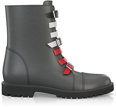 Tanker Boots 5858