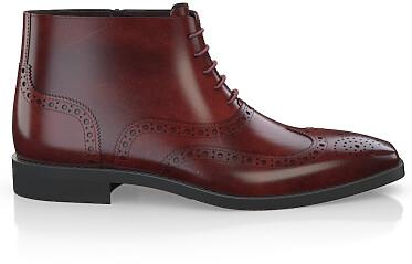 Brogue Ankle Boots für Herren 5904
