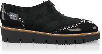 Oxford Schuhe 6021