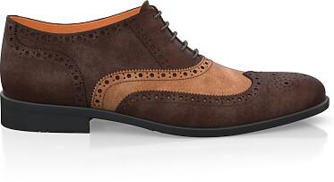 Oxford-Schuhe für Herren 2124