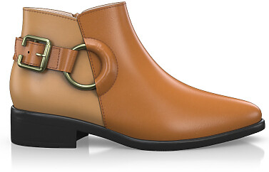 Moderne Ankle Boots 2140