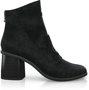 Heels Ankle Boots 8025